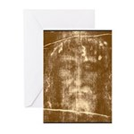 Shroud of Turin Greeting Cards (Pk of 10)