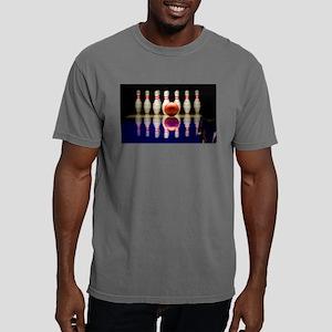 Bowling Strike! Mens Comfort Colors Shirt