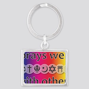 prays-well-with-others-sm-magne Landscape Keychain