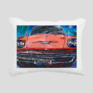 59 Pink Desoto (2000x133 Rectangular Canvas Pillow