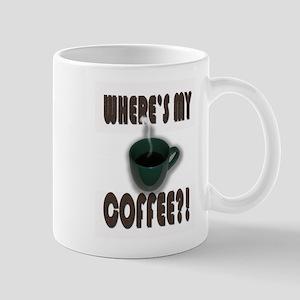 Coffee Addict Three Mug