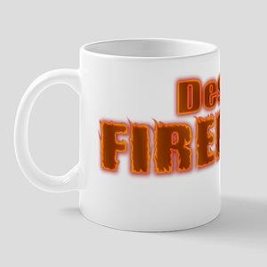 desoto firedome clothing Mug