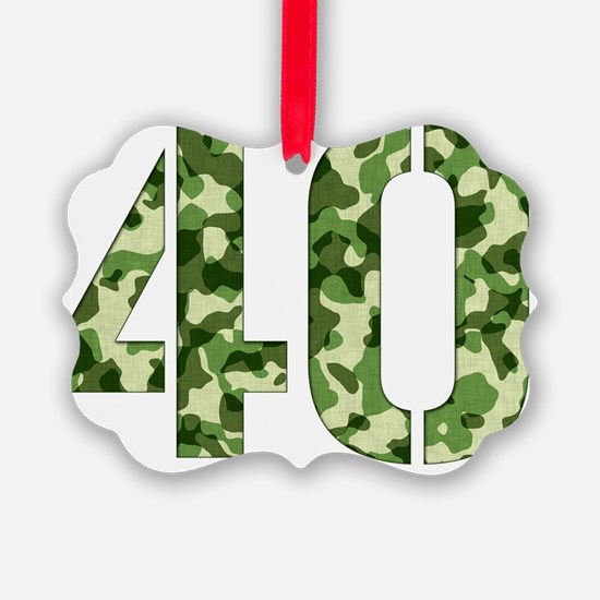 40 Ornament