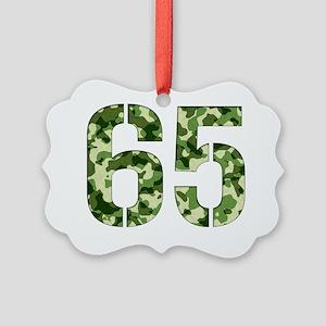 65 Picture Ornament