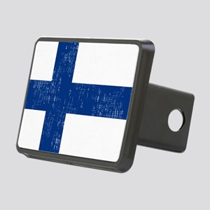 2000px-Flag_of_Finland Rectangular Hitch Cover
