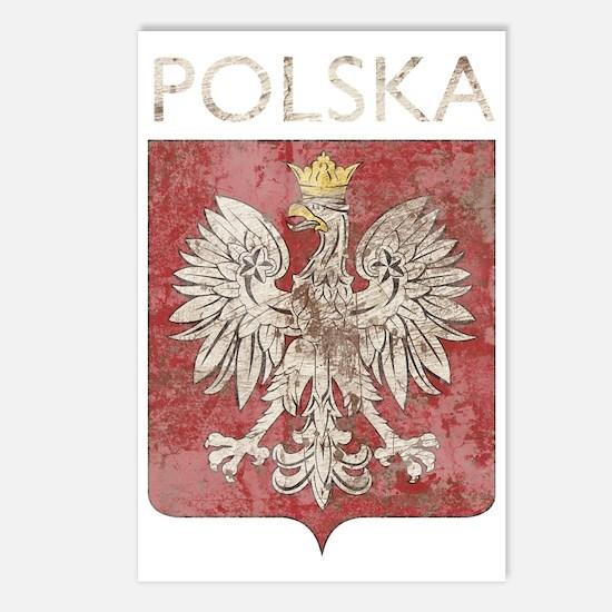 vintagePoland7Bk Postcards (Package of 8)