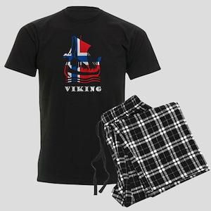 viking1Bk Pajamas