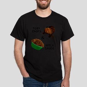 pork-bow Dark T-Shirt