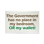 Smaller Government Rectangle Magnet