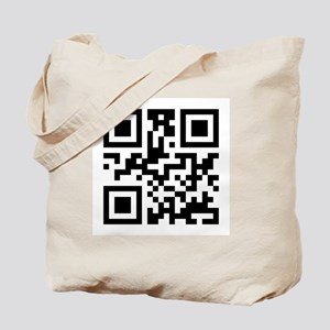 stop_scanning_me_white_scmall Tote Bag