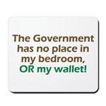 Smaller Government Mousepad