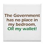 Smaller Government Tile Coaster