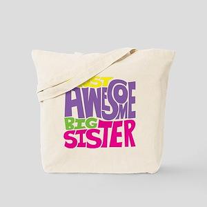 THE BIG SISTER FINAL2 Tote Bag