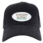 Smaller Government Black Cap