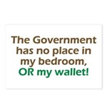 Smaller Government Postcards (Package of 8)