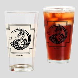 2005_5.5x8.5_bc Drinking Glass