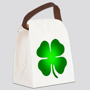 clover Canvas Lunch Bag