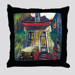 Waiting For You 2400x3000 Throw Pillow