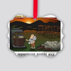 Good Morning, Noah Picture Ornament