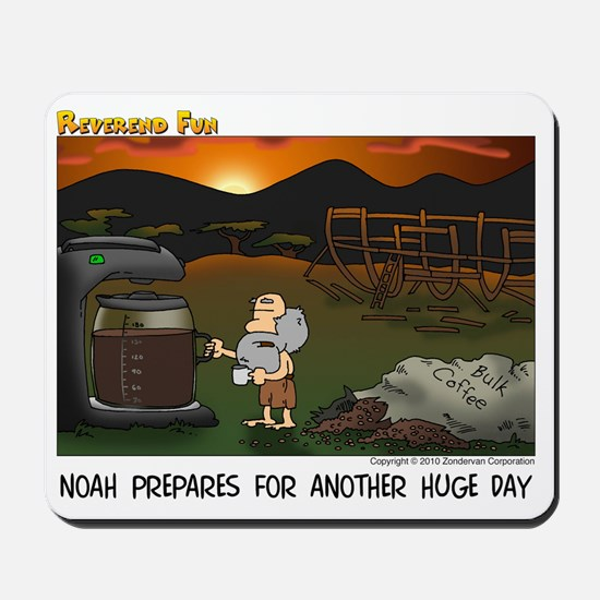 Good Morning, Noah Mousepad