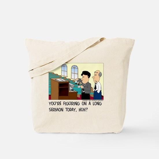 Long Service Tote Bag