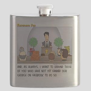 Facebook Church Flask