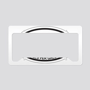 13.1 MPG License Plate Holder