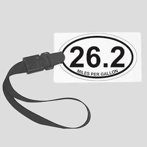 26.2 MPG Large Luggage Tag