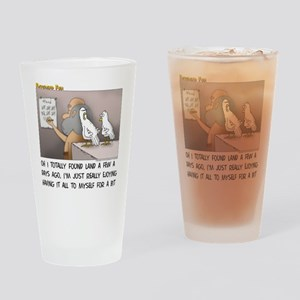 Secret on the Ark Drinking Glass