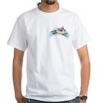 Fairy Flight White T-Shirt