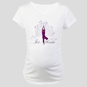 JustBreathe Maternity T-Shirt