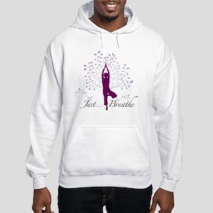 JustBreathe Hooded Sweatshirt