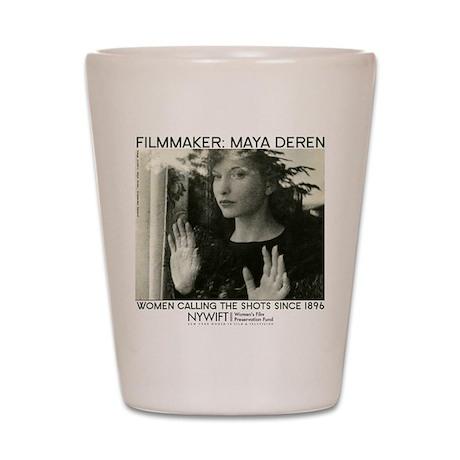 Maya Deren 10x10_apparel-tote_MD Shot Glass