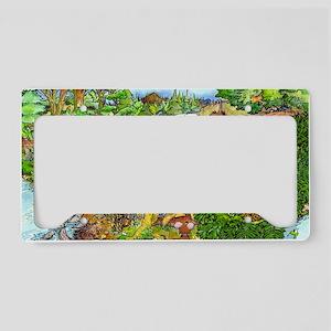 NatureTrailNew2 License Plate Holder