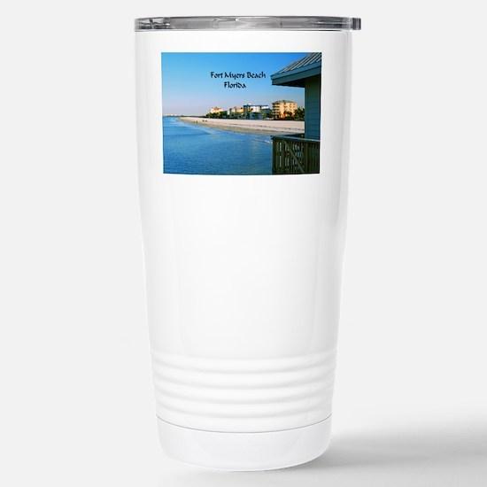 fmb14x10 Stainless Steel Travel Mug