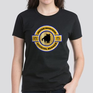Shorthair Herder Women's Dark T-Shirt