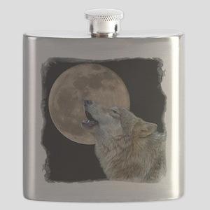 howl 8x8 - frame Flask