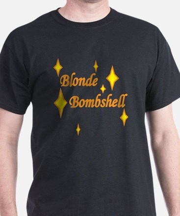 Blonde Bombshell T-Shirt