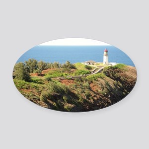 555Kilauealighthouse3.53 MB White  Oval Car Magnet
