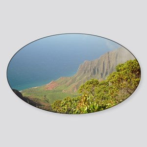555kalalauvalley of the lost tribes Sticker (Oval)