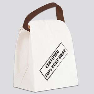 Certified Brat Canvas Lunch Bag