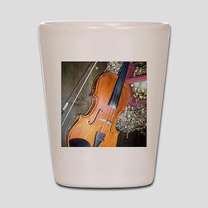 fiddle Shot Glass
