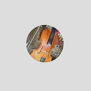 fiddle Mini Button