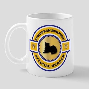Burmese Herder Mug