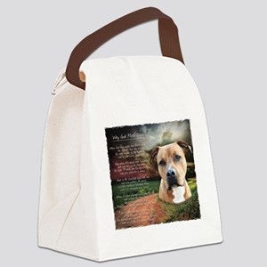 godmadedogs2 Canvas Lunch Bag