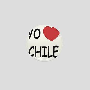 CHILE Mini Button
