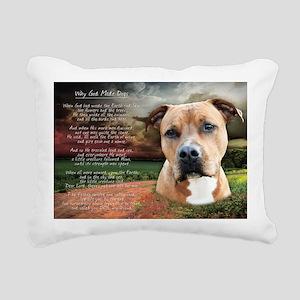 godmadedogs(carmag) Rectangular Canvas Pillow