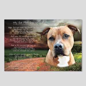 godmadedogs(carmag) Postcards (Package of 8)