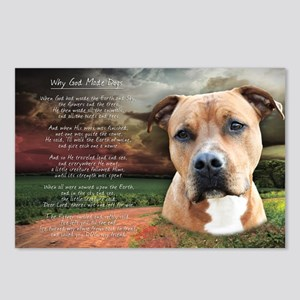 godmadedogs(tote) Postcards (Package of 8)