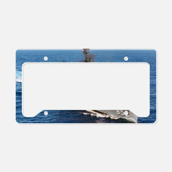 lfmason framed panel print License Plate Holder